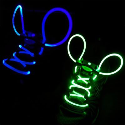 Świecące sznurowadła LED