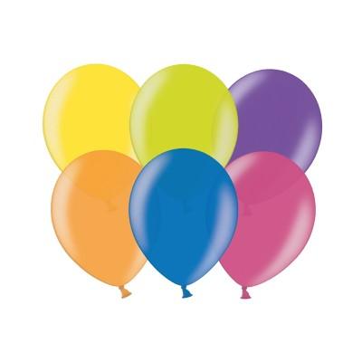 """Balony 10"""", metalic mix kolorów"""