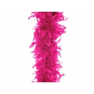 BOA neonowy róż 180 cm