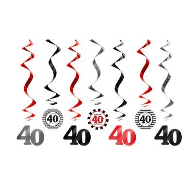 Świderki Forty na 40 - te urodziny