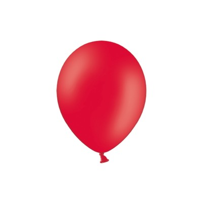 Balony 12 cali, Pastel Red