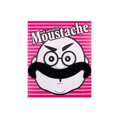 Wąsy Profesorek, czarne
