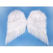 Skrzydła Anioła białe 55x45