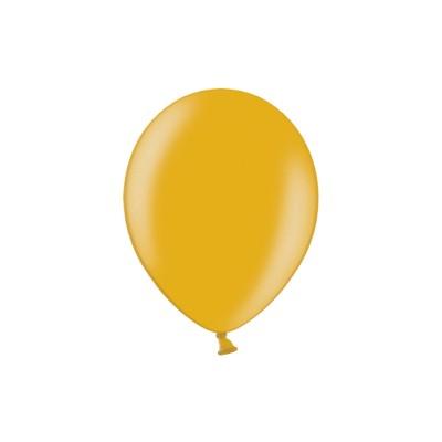 Balony 12 cali złote