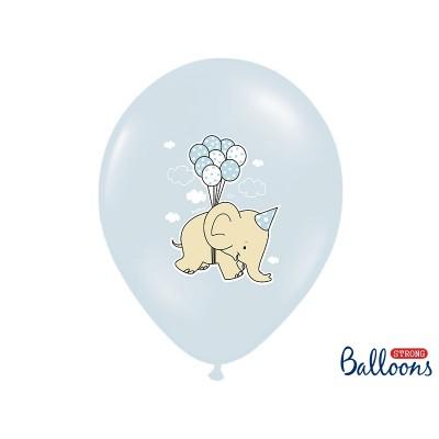 Balony z nadrukim Słonik