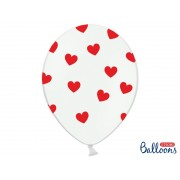Balony serduszka 30 cm