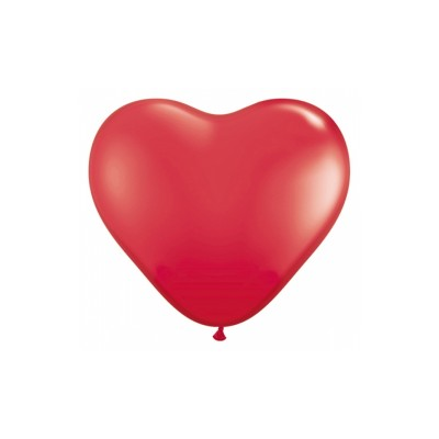 Balony Serca czerwone 16 cali