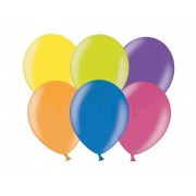 "Balony 12"", Metallic Mix"