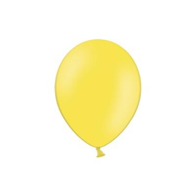 Balony 12 cali, Pastel Yellow