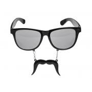 Okulary Wąsy