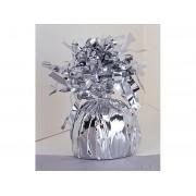 Obciążnik do balonów srebrny