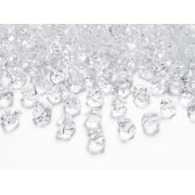 Kryształowy lód bezbarwny 40 szt.
